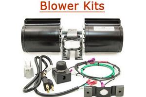 Fireplace Blower Kits