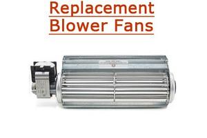 Replacement Fireplace Blower Fan